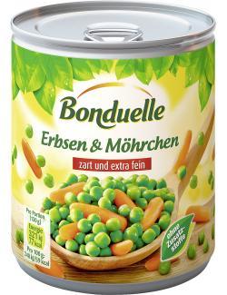 Bonduelle Erbsen & Möhrchen zart und extra fein