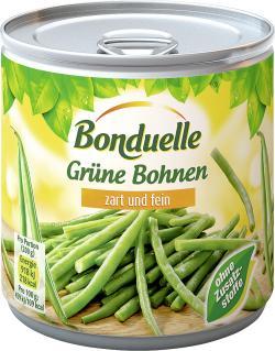 Bonduelle Grüne Bohnen zart und fein (220 g) - 3083680002561