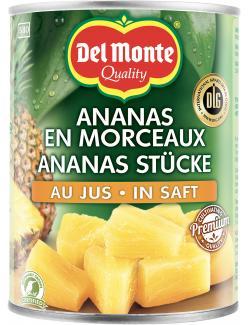 Del Monte Ananas Stücke in Saft