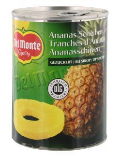 Del Monte Ananas Scheiben gezuckert (350 g) - 24000012313