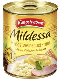 Hengstenberg Mildessa Weinsauerkraut mild (770 g) - 4008100151420