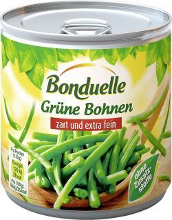 Bonduelle Grüne Bohnen zart und extra fein