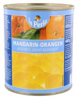 Geisha Mandarin-Orangen ganze Segmente leicht gezuckert (480 g) - 8410154044102