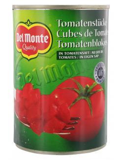 Del Monte Tomatenstücke in Tomatensaft