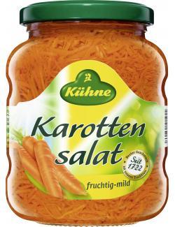 Kühne Karotten Salat