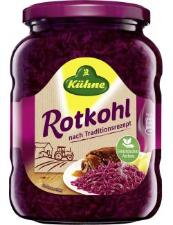 Kühne Rotkohl Das Original