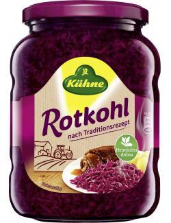 Kühne Rotkohl Nach Traditionsrezept