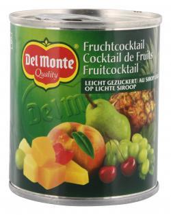 Del Monte Fruchtcocktail leicht gezuckert (236 ml) - 24000040095