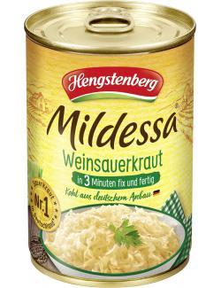 Hengstenberg Mildessa 3 Minuten Weinsauerkraut (350 g) - 4008100151529