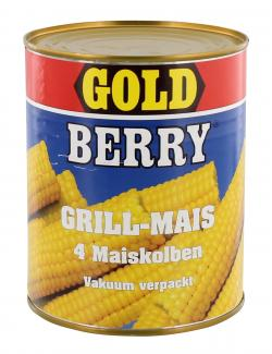 Gold Berry Grill-Mais (500 g) - 4000493801081