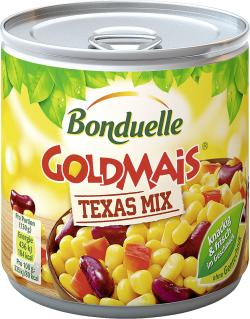 Bonduelle Goldmais Texas Mix (265 g) - 3083680685542