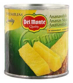 Del Monte Ananassticks in Ananassaft (260 g) - 24000017677