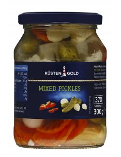 Küstengold Mixed Pickles