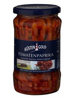Küstengold Tomatenpaprika in Streifen