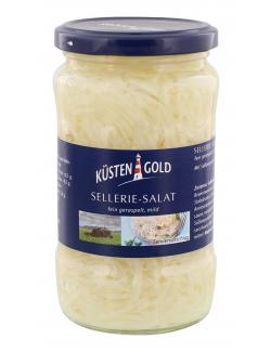 Küstengold Sellerie-Salat