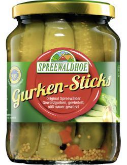 Spreewaldhof Gurken-Sticks