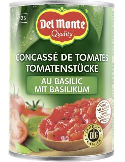 Del Monte Tomatenstücke mit Basilikum