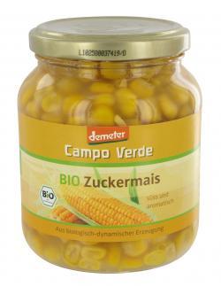 Demeter Campo Verde Bio Zuckermais