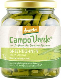 Demeter Campo Verde Grüne Bio Brechbohnen (195 g) - 4045178002728