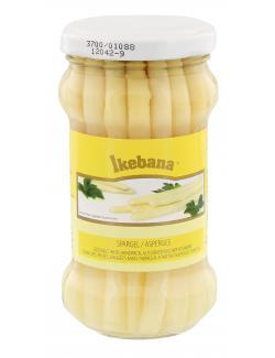 Ikebana Spargel geschält weiß (110 g) - 4002402024802
