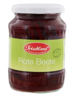 Frischland Rote Beete (220 g) - 4001123221927