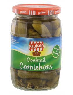 Paulsen Cocktail Cornichons (190 g) - 4009309132647