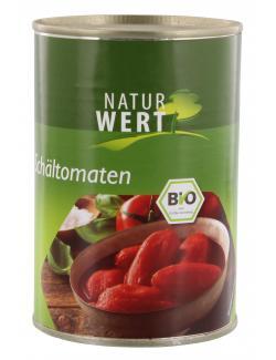 NaturWert Bio Schältomaten