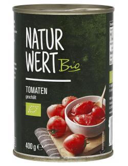 NaturWert Bio Tomaten geschält