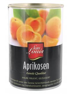 San Louis Aprikosen 1/2 Frucht gezuckert (240 g) - 4250780300210