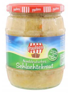 Paulsen Norddeutsches Schlachtekraut (550 g) - 4009309022511