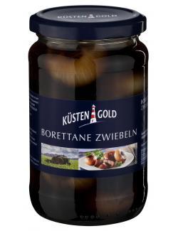 Küstengold Borretane Zwiebeln (170 g) - 4250426210811