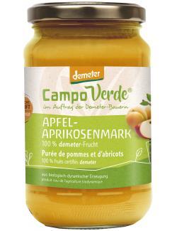 Demeter Campo Verde Bio Apfel-Aprikosenmark (360 g) - 4045178003930