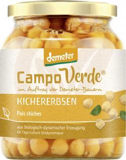 Campo Verde Demeter Kichererbsen