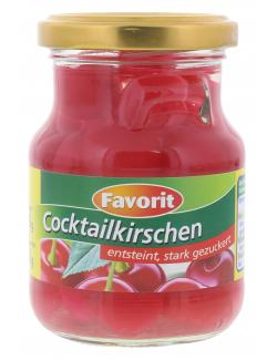 Favorit Cocktailkirschen