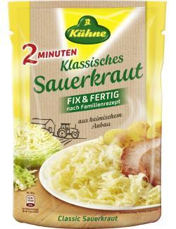 Kühne Fix & Fertig Sauerkraut klassisch