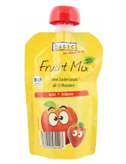 Basic Frucht Mix Apfel Erdbeere