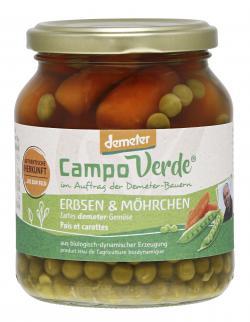 Campo Verde Demeter Erbsen & Möhrchen
