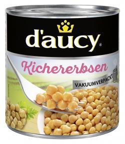 D'aucy Kichererbsen