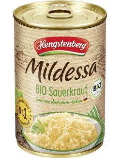 Hengstenberg Mildessa Bio Sauerkraut