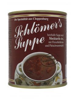 Schlömer's Suppe Mockturtle