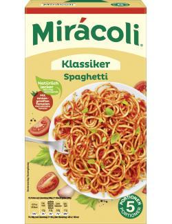 Mirácoli Spaghetti mit Tomatensauce