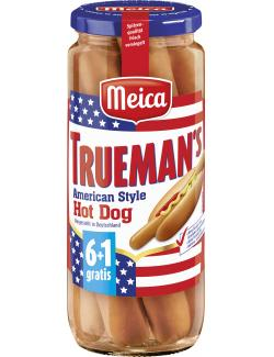 Meica Trueman's Hot Dog Würstchen
