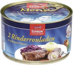 Simon Rinderrouladen (400 g) - 4002757012493