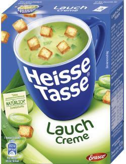 Erasco Heisse Tasse Lauch Creme