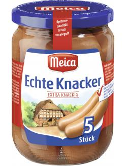 Meica Echte Knacker extra knackig