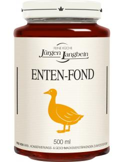 Jürgen Langbein Enten-Fond (500 ml) - 4007680105441