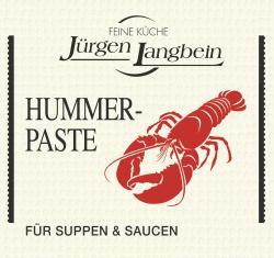 Jürgen Langbein Hummer-Paste (50 g) - 4007680100026