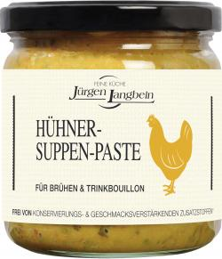 Jürgen Langbein Hühner-Suppen-Paste