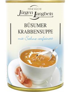 Jürgen Langbein Büsumer Krabbensuppe