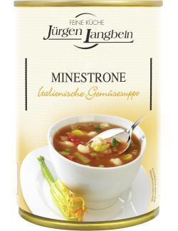 Jürgen Langbein Italienische Minestrone (400 ml) - 4007680103928